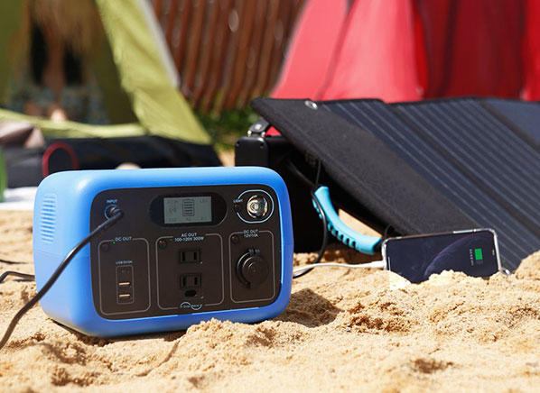 300W Portable Power Station 03