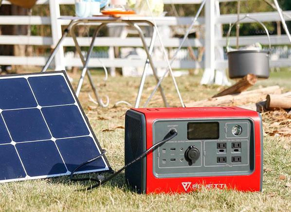 700w portable solar power station eb70 02